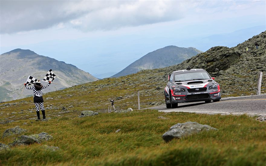 Travis Pastrana Shatters Mt. Washington Record – 5:44.72!