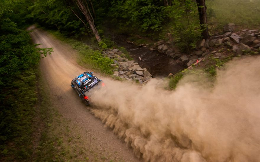 Higgins and Drew Victorious at STPR