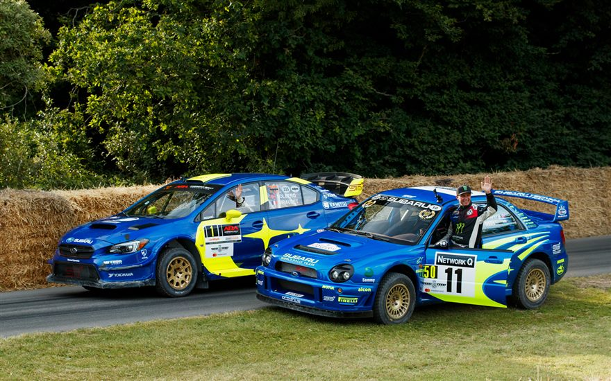 Solberg's Take on The Goodwood Festival of Speed