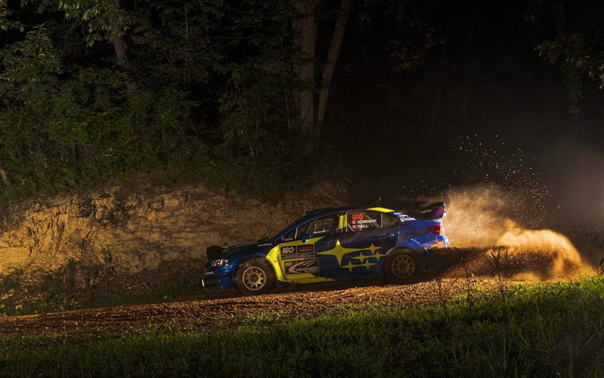 2020 Southern Ohio Forest Rally Recap
