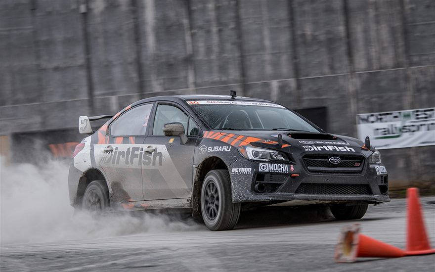 Subaru Renews Partnership with DirtFish Rally School as Exclusive Vehicle Partner