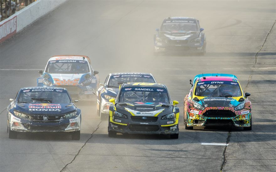 Red Bull GRC Indianapolis – Day 2