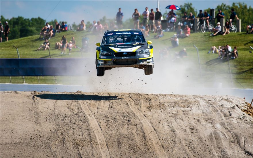 Red Bull GRC Indianapolis – Day 1