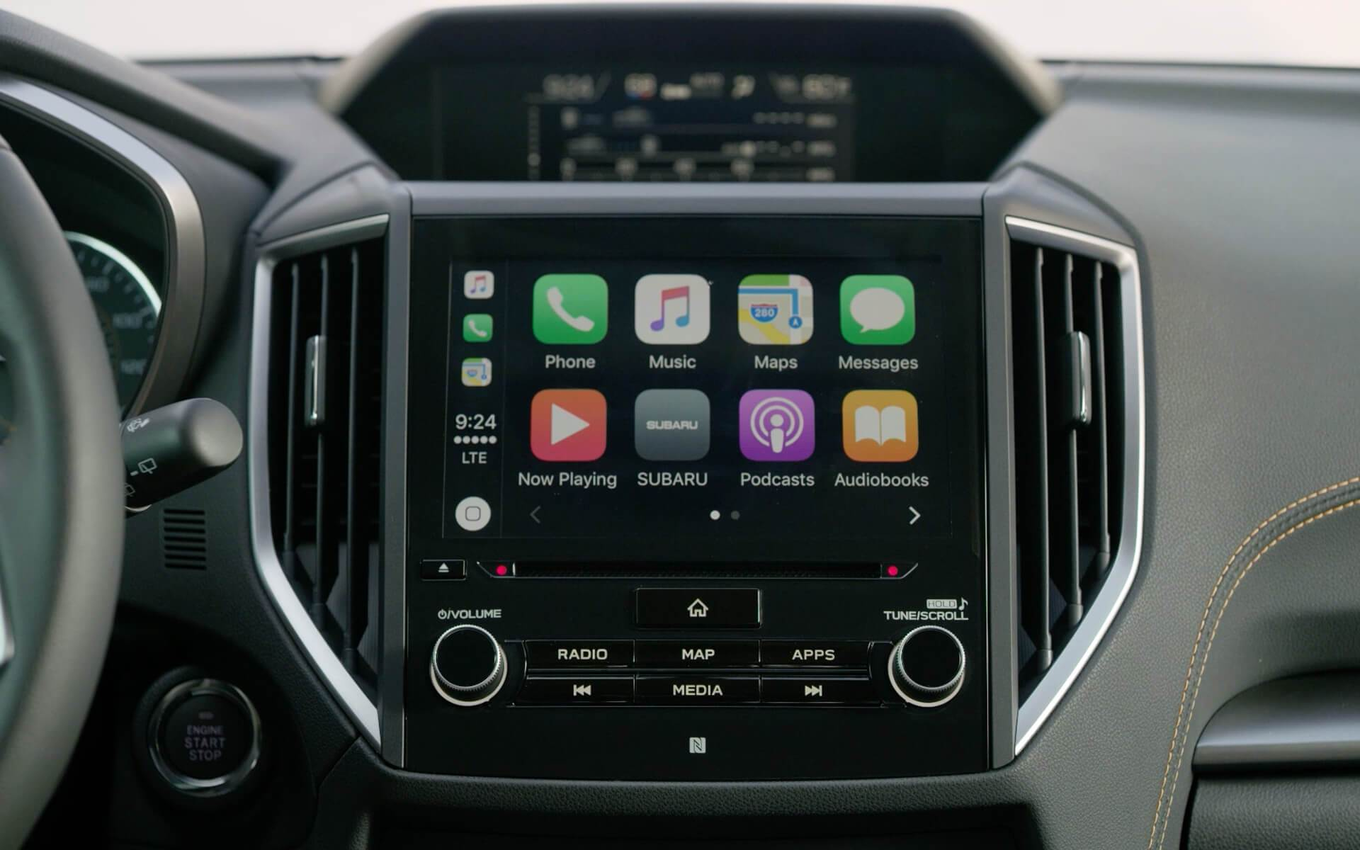Subaru Apple CarPlay
