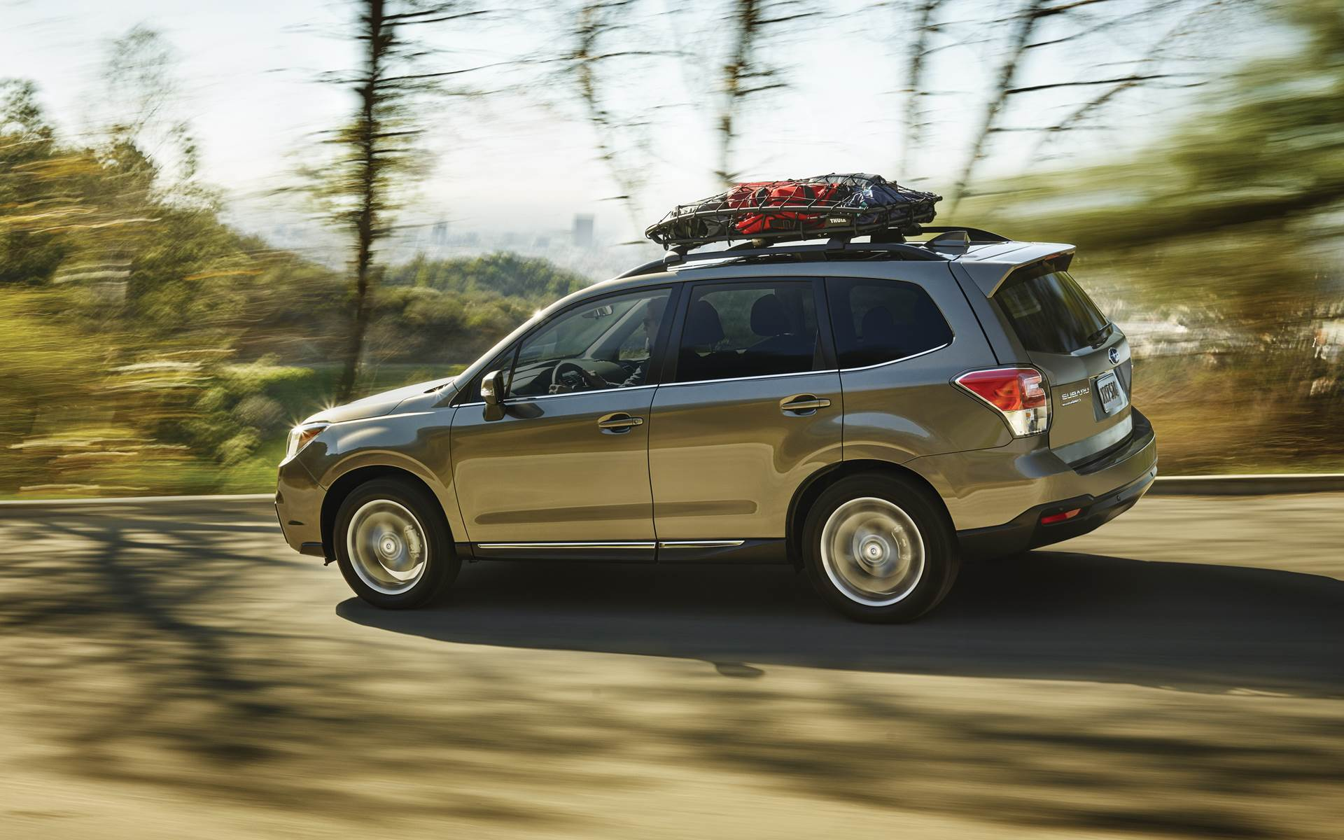 2018 Subaru Forester vs 2018 Ford Escape parison review by