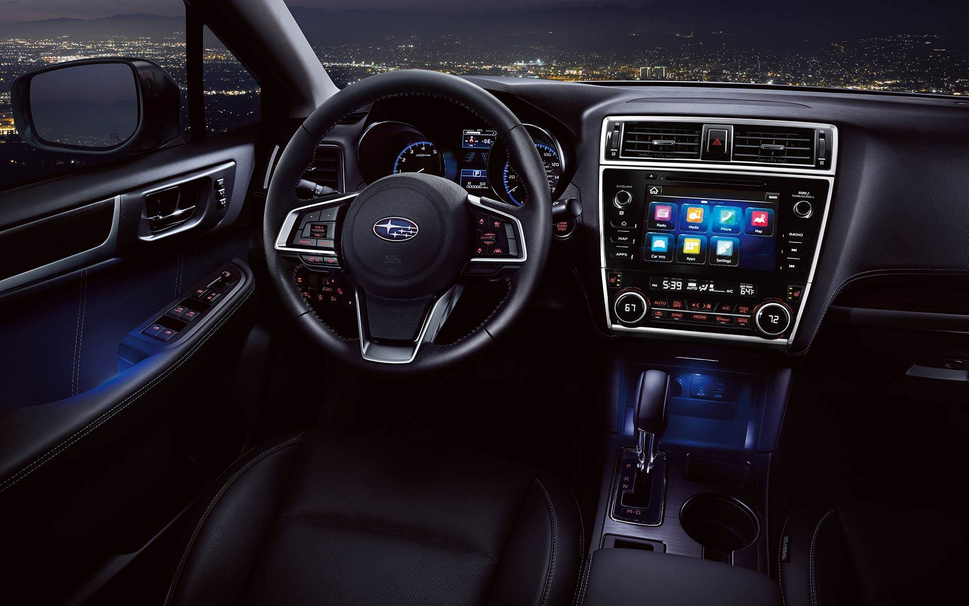 2018 subaru legacy vs 2018 ford fusion comparison review by east hills subaru roslyn ny. Black Bedroom Furniture Sets. Home Design Ideas