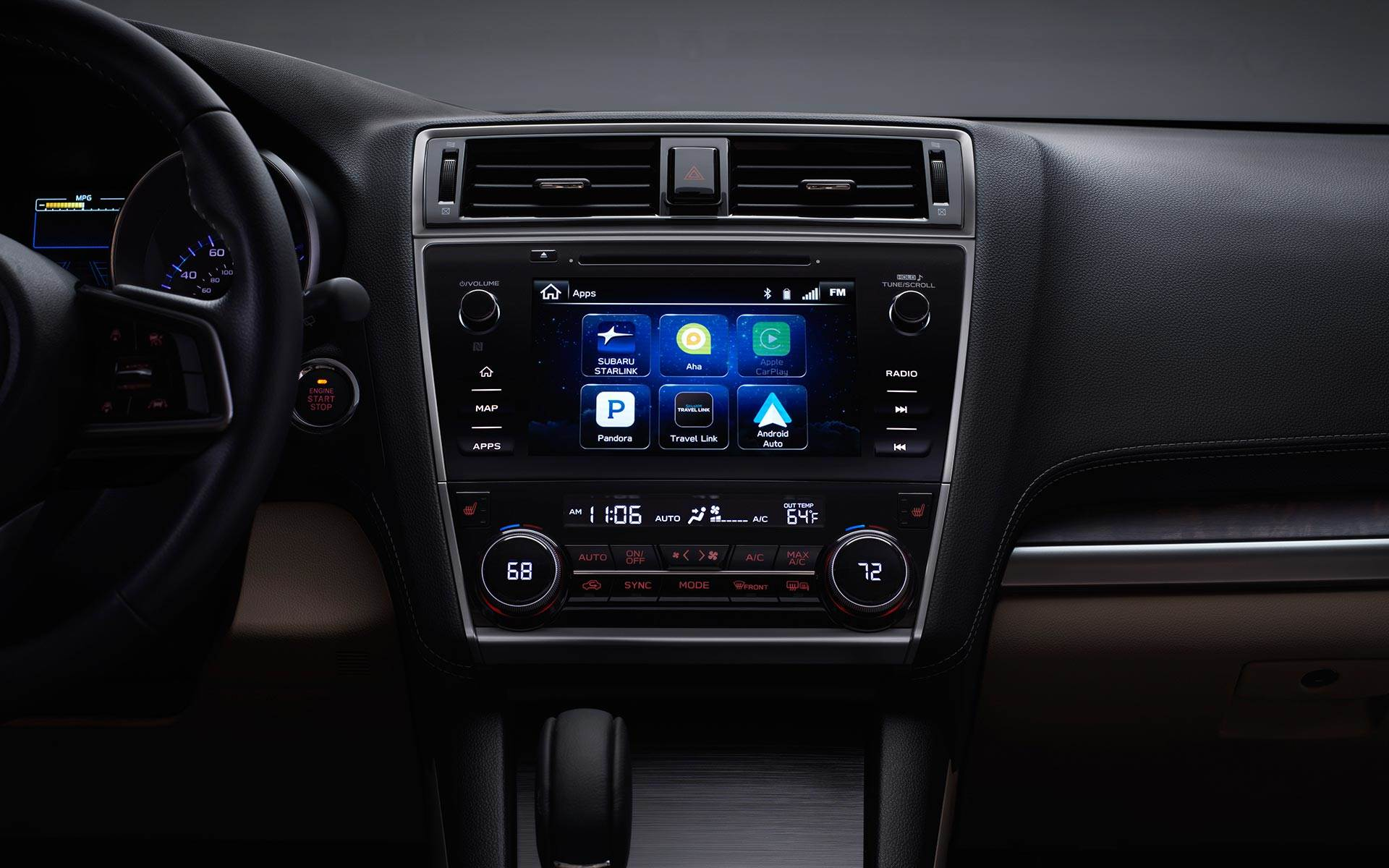 2018 Outback With Enhanced Comfort and Multimedia for sale