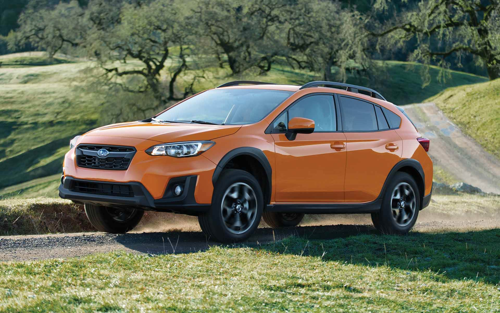 2018 Mitsubishi Eclipse Cross vs 2018 Subaru Crosstrek comparison