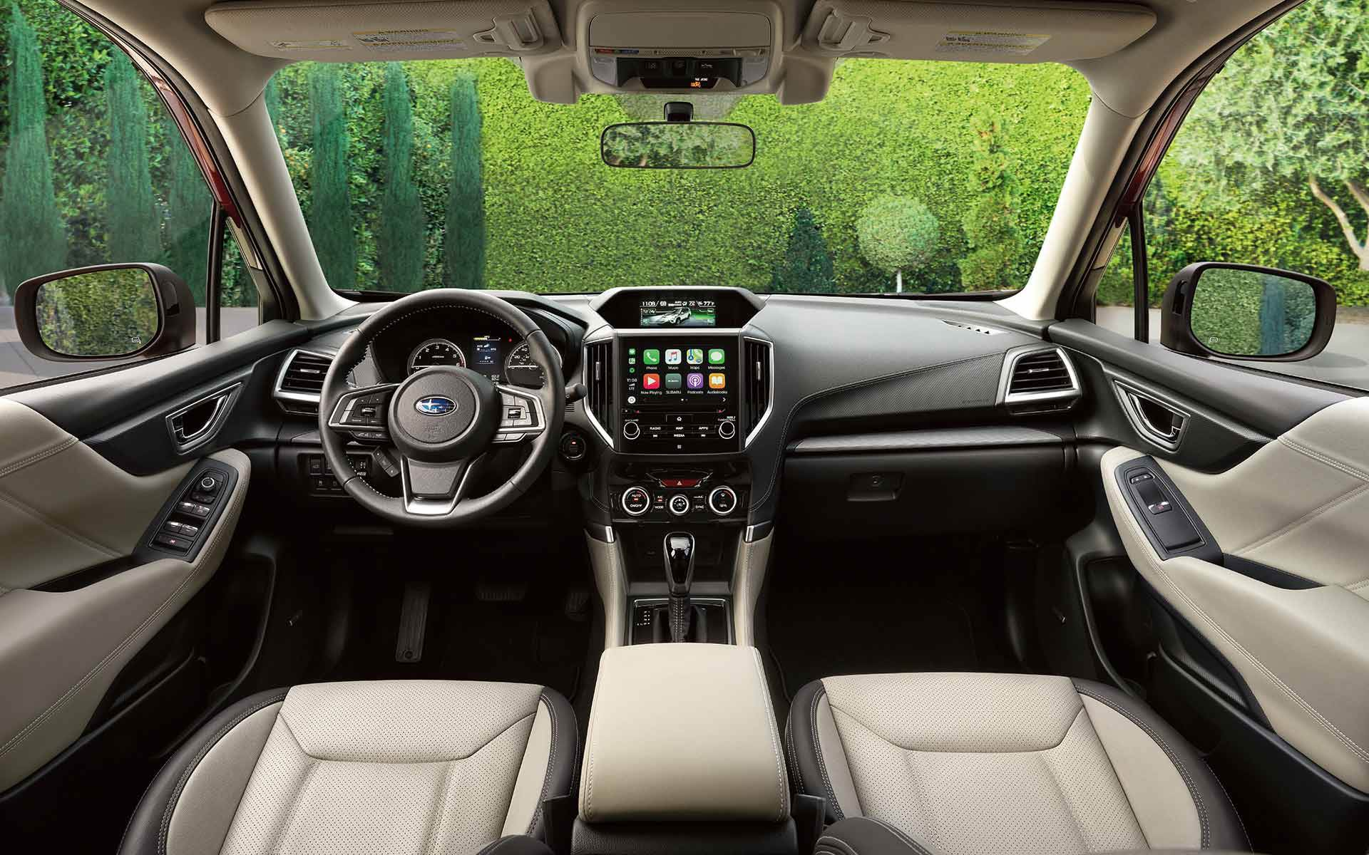 2019 Subaru Forester Features Subaru