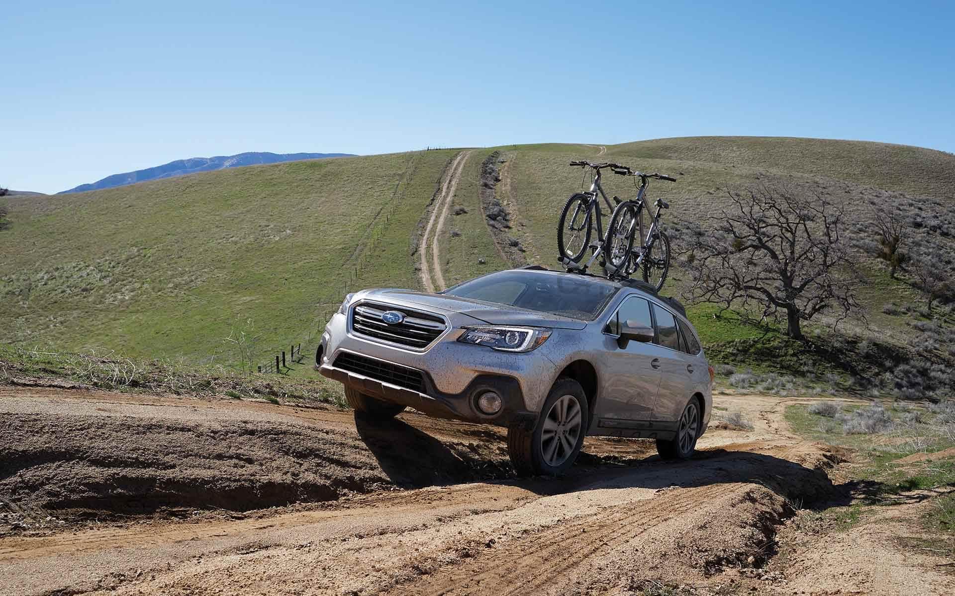 Differences Between The  Subaru Outback And The Ford Edge