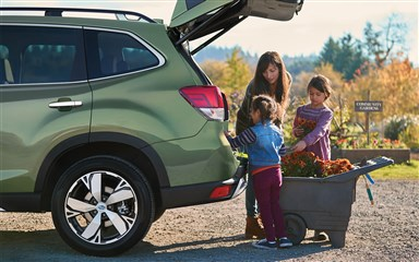 2019 Subaru Forester Photos Videos Subaru