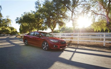 2019 Subaru Impreza Photos Videos Subaru