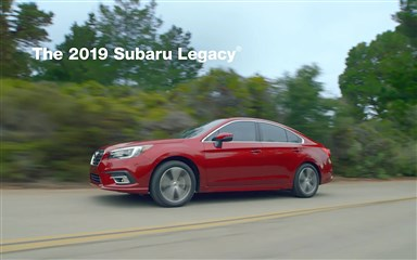 2019 Subaru Legacy Photos Videos Subaru