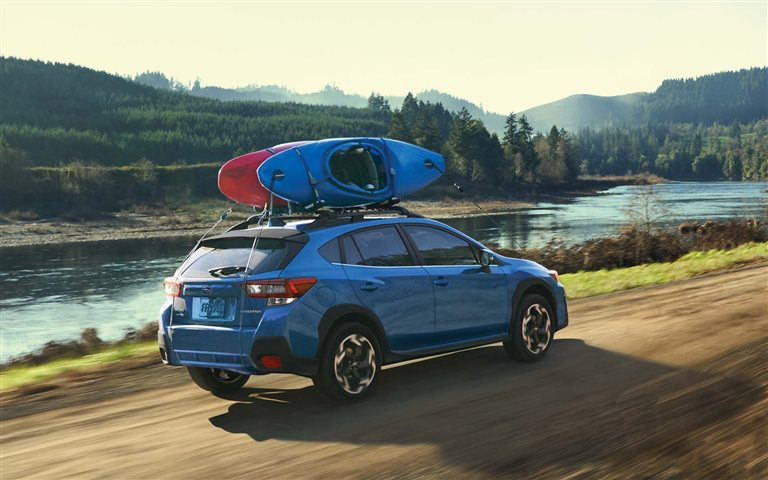 Subaru Crosstrek Side