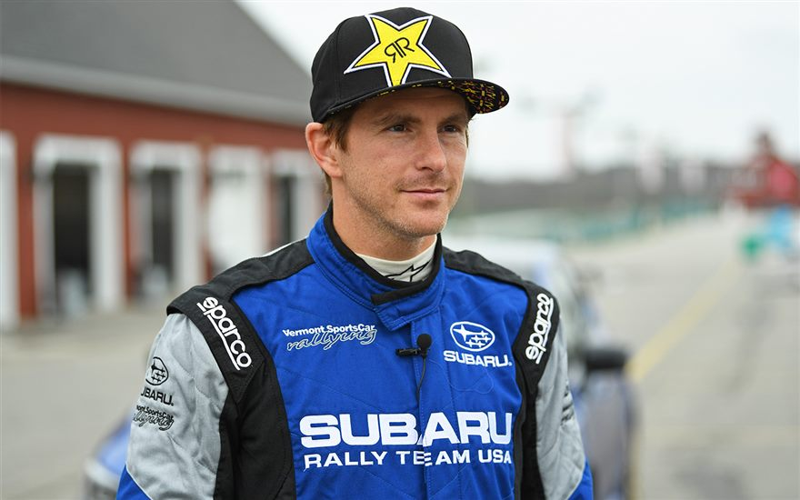 Scott Speed Joins Subaru Motorsports for 2019 Rallycross Season