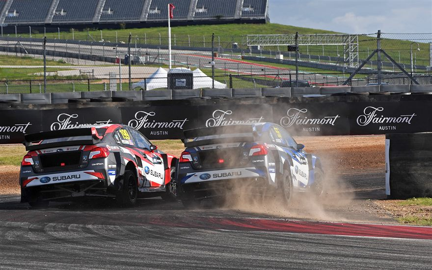 SRTUSA Fields 3 Cars in Final at ARX Circuit of The Americas