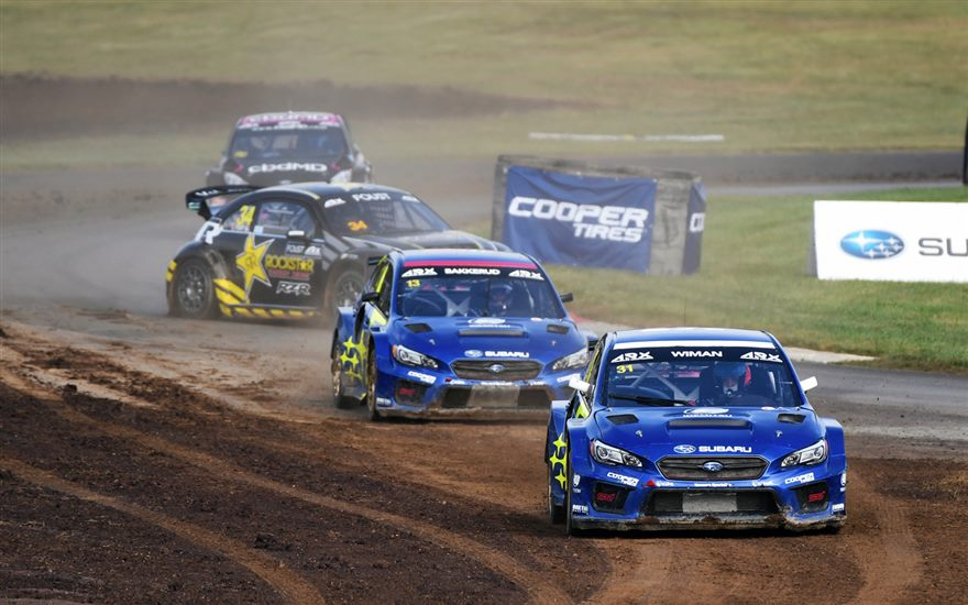 Subaru Wins First-Ever Rallycross Championship with Victory at ARX of Mid-Ohio
