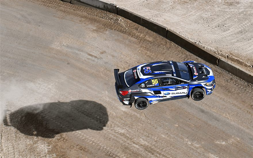 Nitro World Games Takes Rallycross to Next Level
