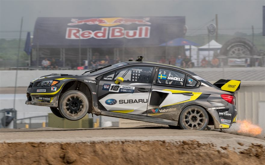 2017 Red Bull Global Rallycross Championship Begins