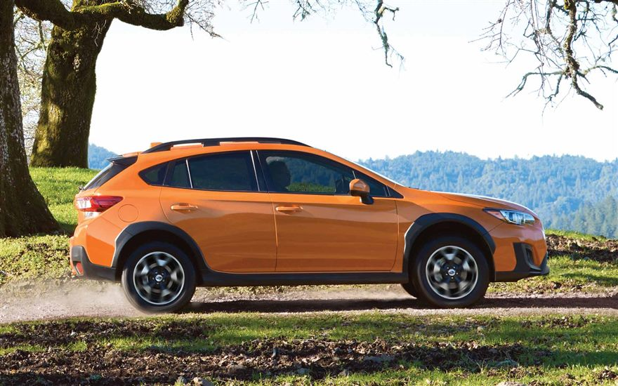 2018 Subaru Crosstrek - Photos & Videos | Subaru