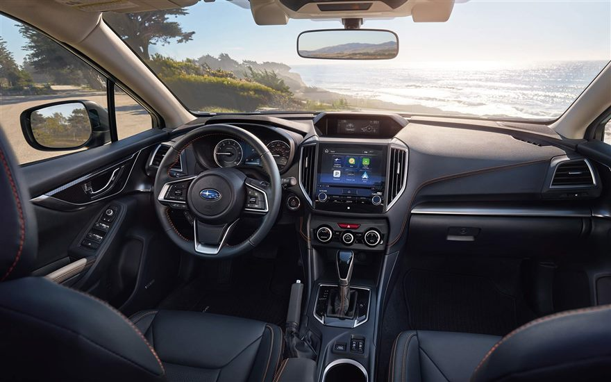 2018 subaru crosstrek interior. perfect subaru interior 2018 subaru crosstrek intended subaru crosstrek interior 1