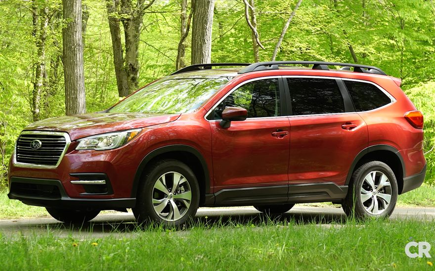 2019 Subaru Ascent By Consumer Reports