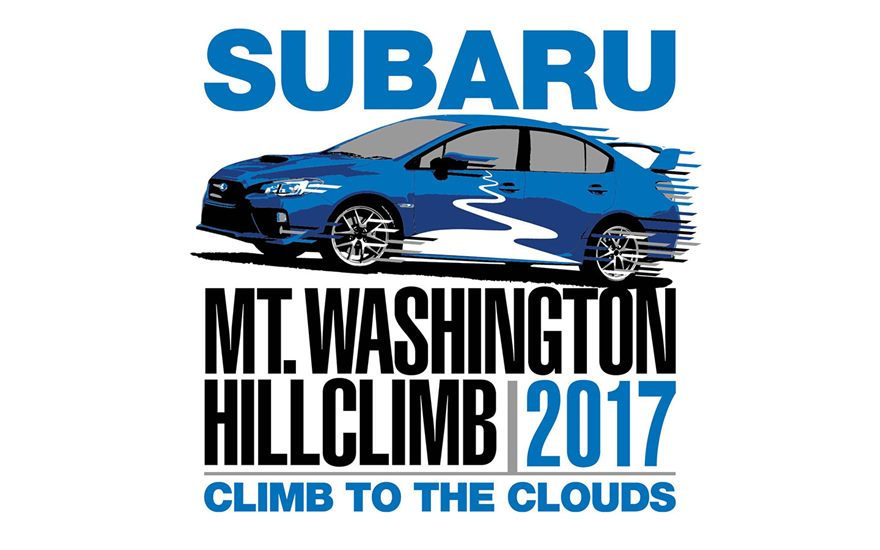 Subaru Mount Washington Hillclimb - July 6-9, 2017