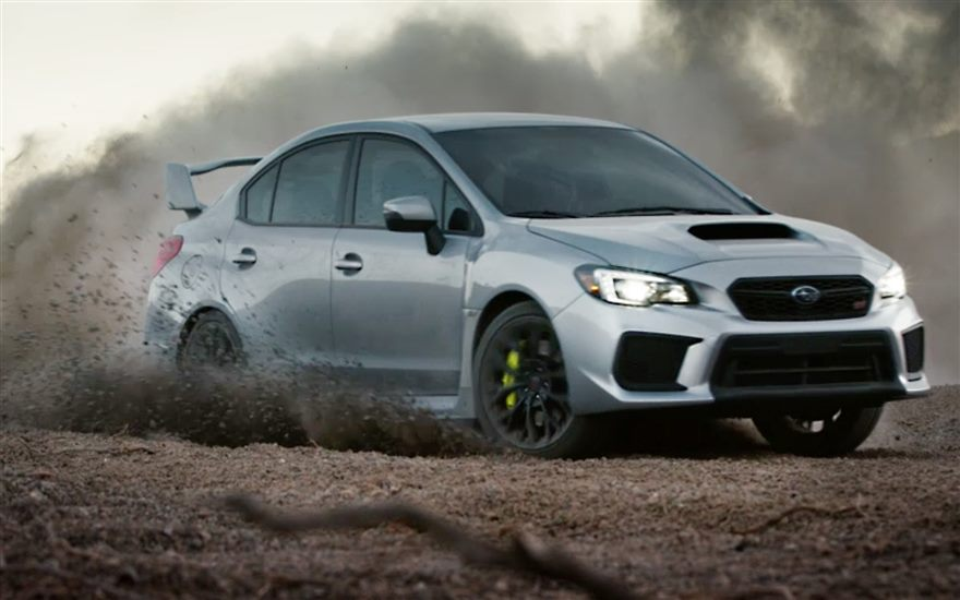 2019 Subaru Wrx And Sti