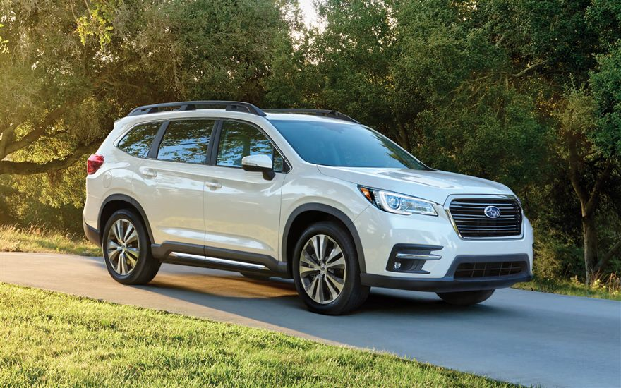 The 2020 Subaru Ascent The Biggest Subaru Ever 3 Row Suv