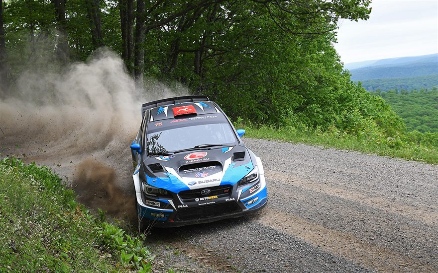 Higgins and Drew Win at STPR