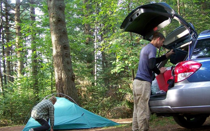 Car Camping Like No Other
