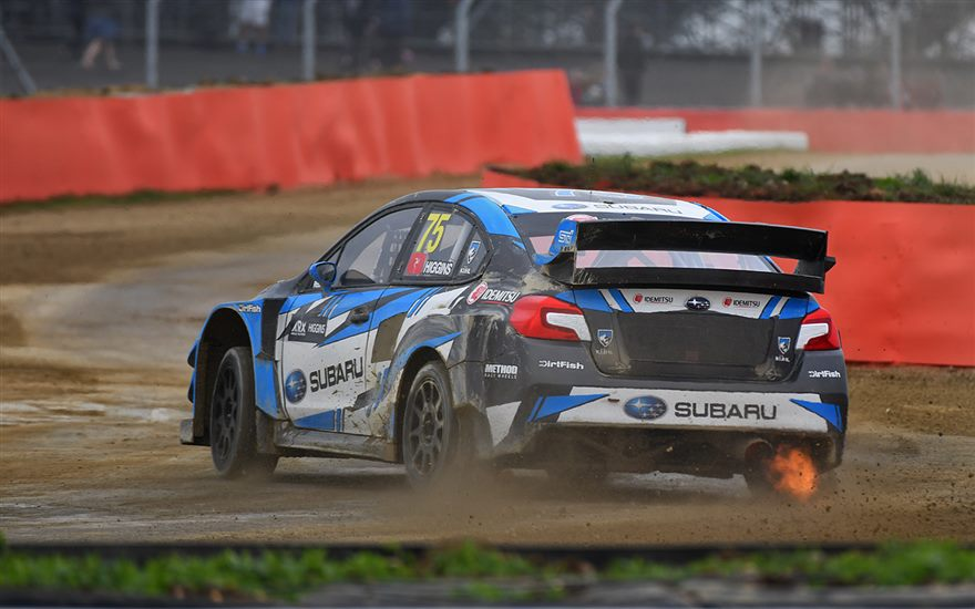 SRTUSA on Pace at ARX Silverstone