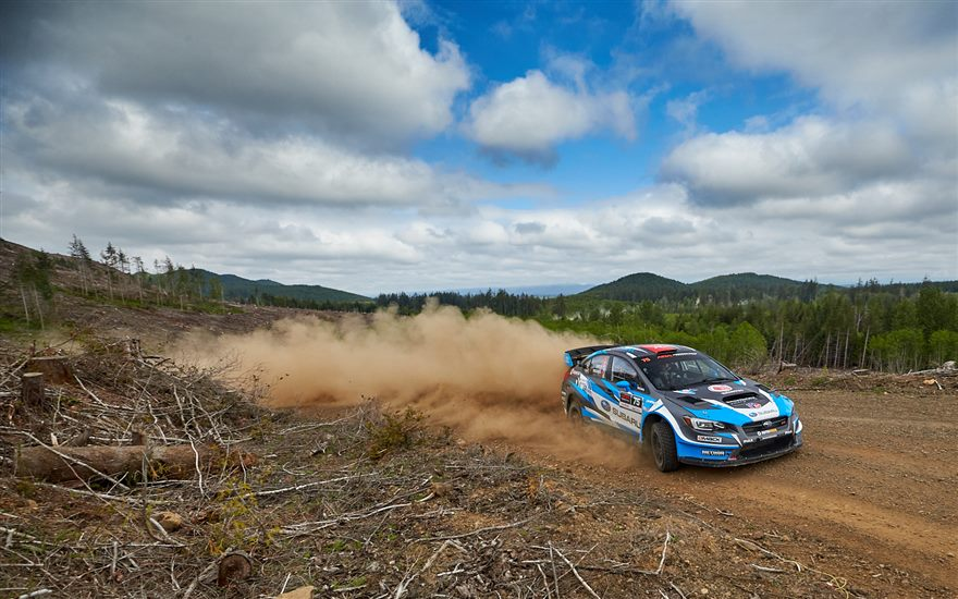 Olympus Rally 2018 - Day 1