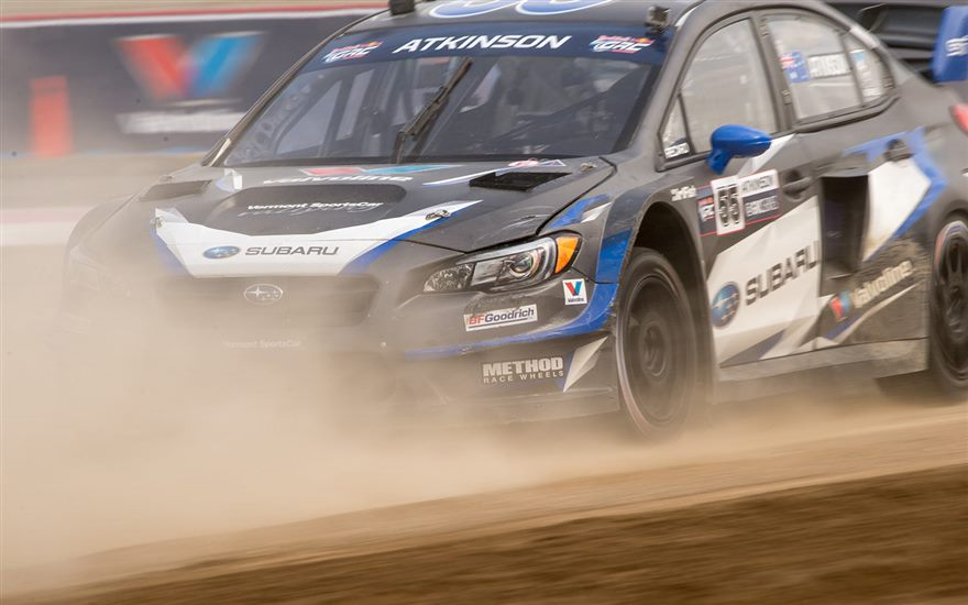 Red Bull GRC Louisville - Day 1