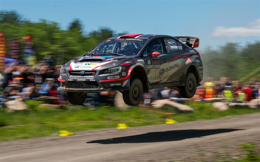 SRTUSA #199 Dominates Day 1 at STPR