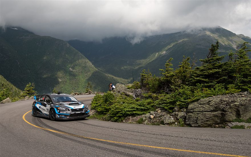 SRTUSA #199 Continues Fastest Pace on Lower-Half Practice at Mt. Washington