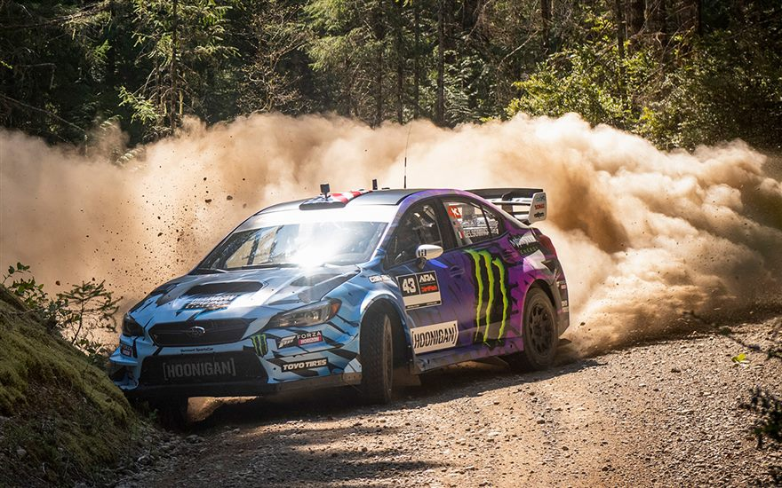 Ken Block Back in a Subaru for 2021 Rally Season