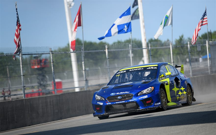 Subaru Shows World-Beating Pace at ARX of Canada