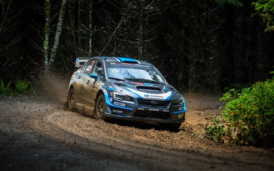 SRTUSA #75 Dominates Day 1 at Olympus