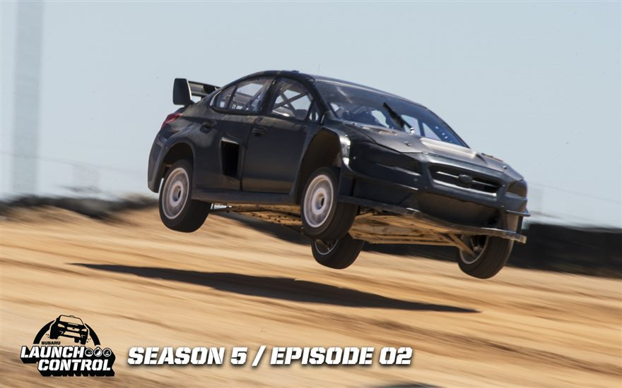 Launch Control: Oregon Trail Rally / Rallycross Testing – Episode 5.02