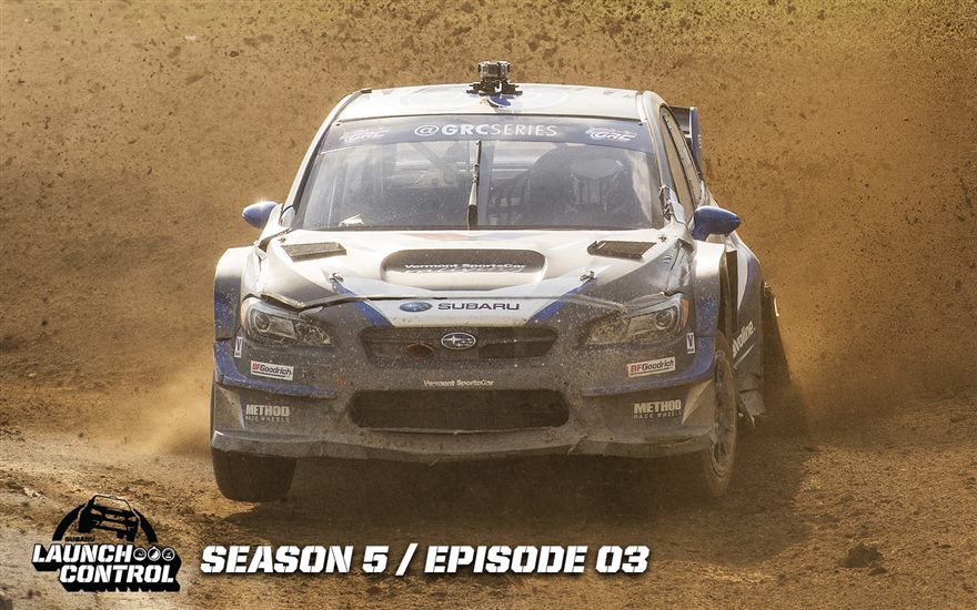 Launch Control: Memphis Global Rallycross – Episode 5.03