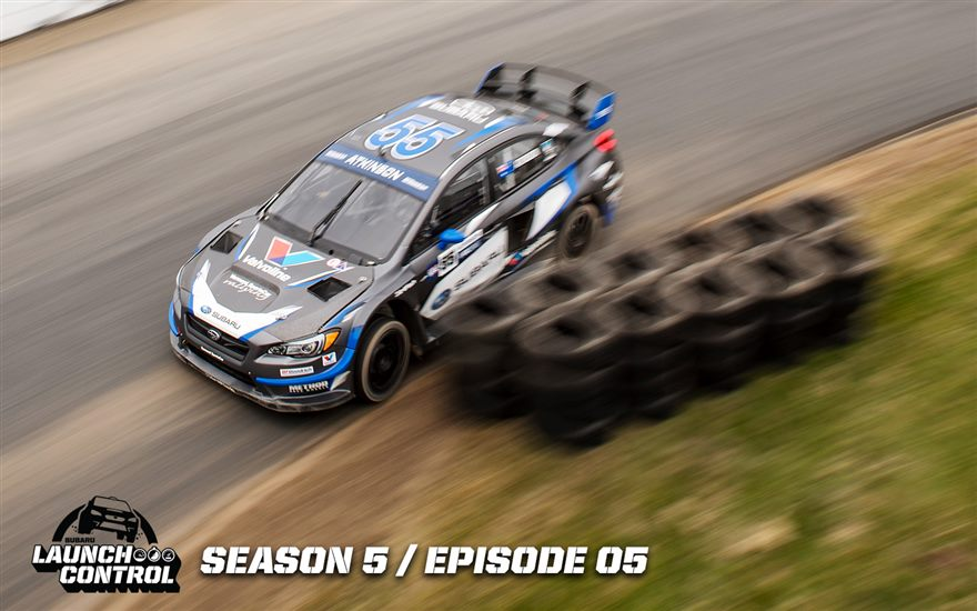 Launch Control: STPR Rally and GRC Thompson Weekend – Episode 5.05