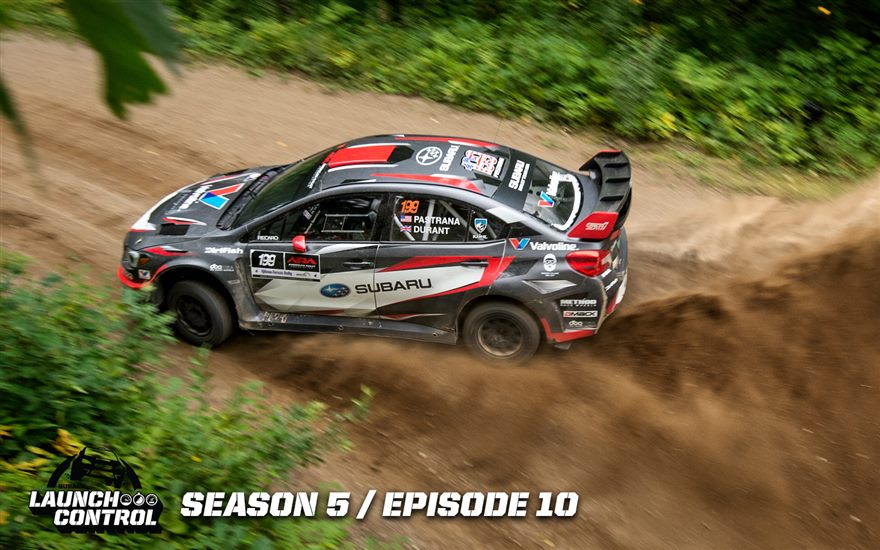 Launch Control: Ojibwe Forests Rally 2017 – Episode 5.10