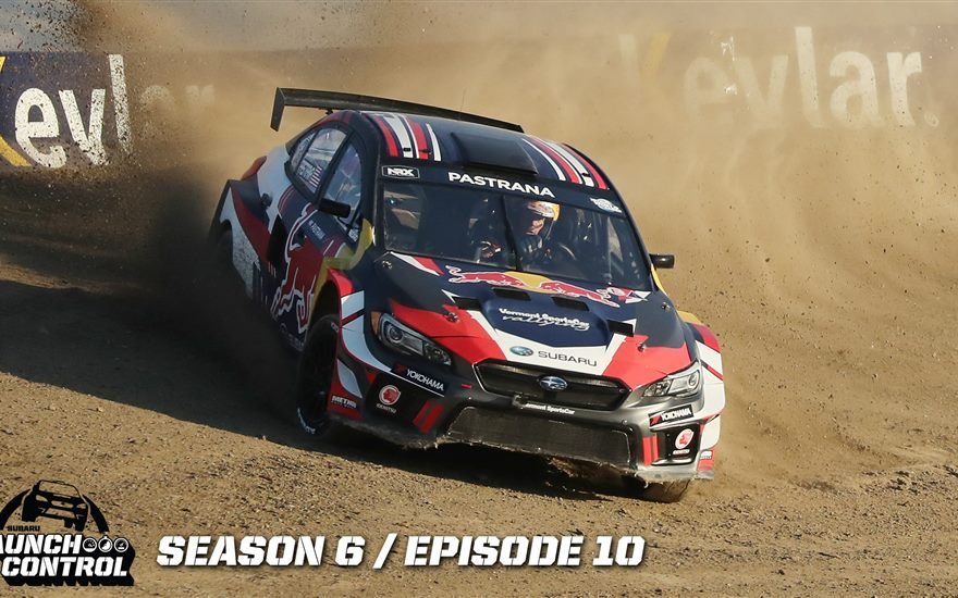 Launch Control: Nitro Rallycross 2018 – Episode 6.10