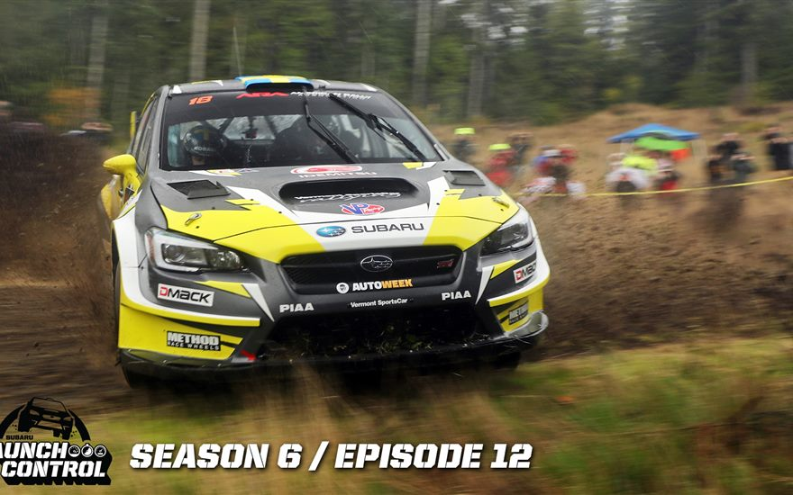 Launch Control: Tour de Forest Rally 2018 – Episode 6.12