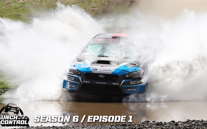 Launch Control: Oregon Trail Rally 2018 – Episode 6.01