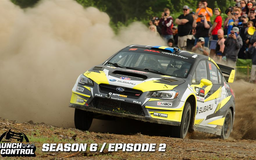 Launch Control: Olympus Rally 2018 – Episode 6.02