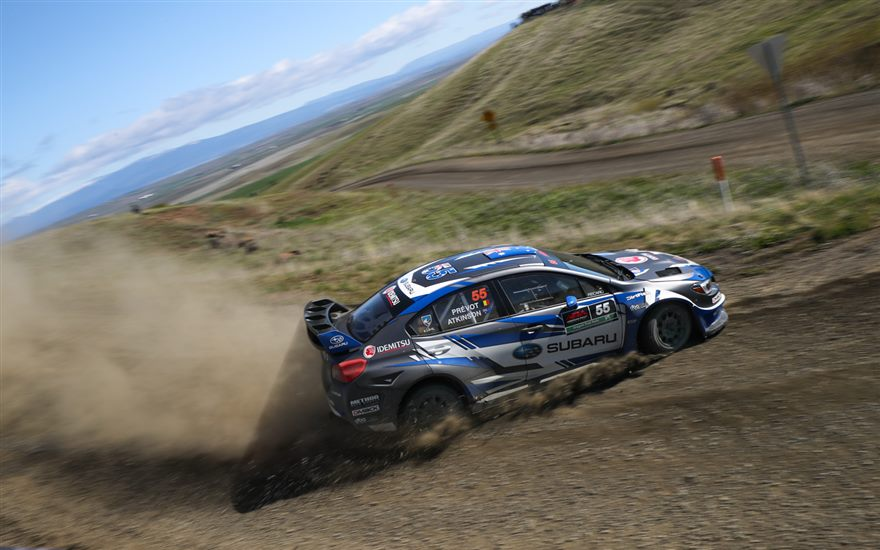 Rally Team USA | Subaru Motorsports