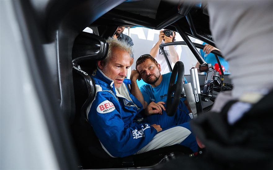 SRTUSA Ready for Trois Rivieres