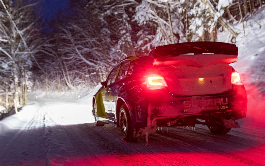 2021 Sno*Drift Rally Preview